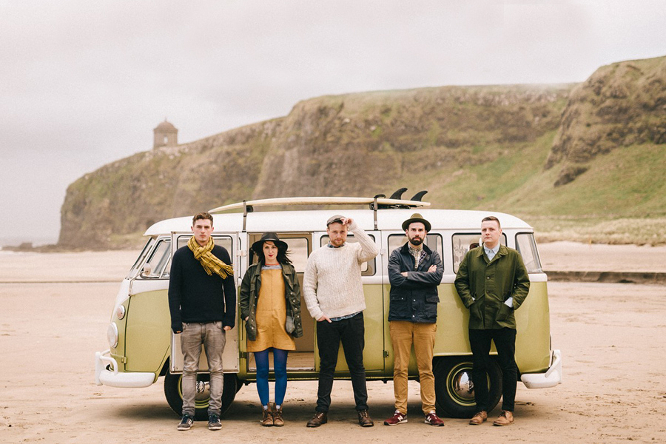 Rend Collective Good News Tour
