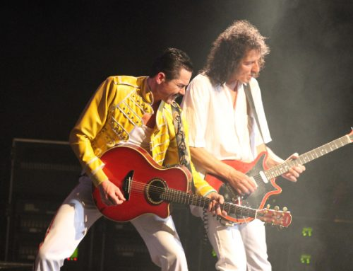 A Tribute to Freddie Mercury – The Best of Queen