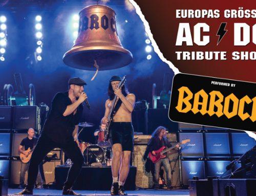 Barock – Europas größte AC/DC Tribute Show