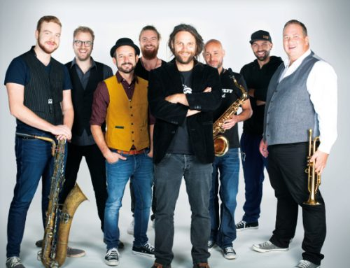 """10 Jahre """"Keller Steff Band"""" – Das Jubiläumskonzert / Gäste: Flo & Kamil von """"Django3000"""" + Blaskapelle Übersee"""
