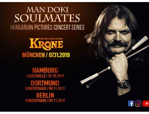Mandoki Soulmates Concert Series – Hungarian Pictures
