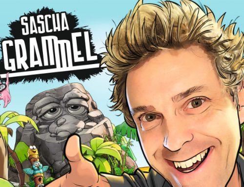 Sascha Grammel – Fast Fertig!