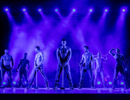 CHIPPENDALES 2019: Let's Misbehave! Tour 2019