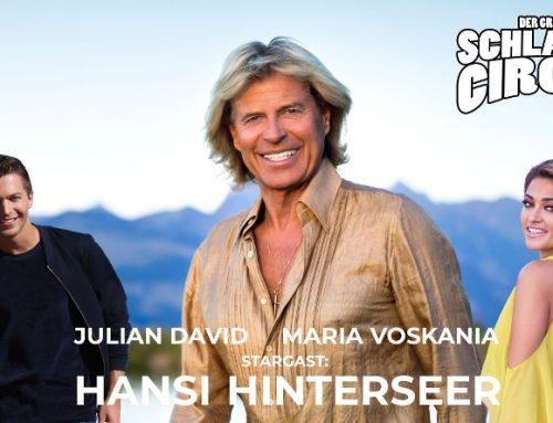 Der große Schlagercircus – mit Stargast Hansi Hinterseer