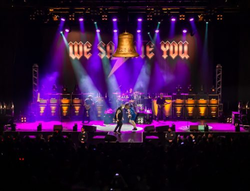 WE SALUTE YOU – The world biggest tribute to AC/DC