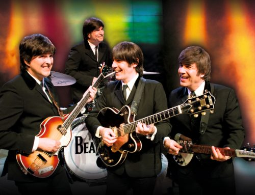 all you need is love! Das Beatles-Musical – ERSATZTERMIN für den 16.04.2020