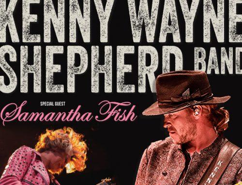 KENNY WAYNE SHEPHERD + SAMANTHA FISH / verschoben